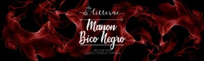 Manon Bico Negro - TOG - Vela Grande