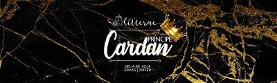 Príncipe Cardan - O Príncipe Cruel - Holly Black - vela grande