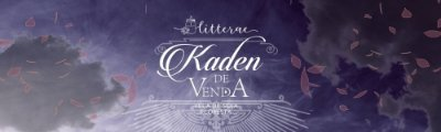 Kaden de Venda - Mary E Person - vela grande