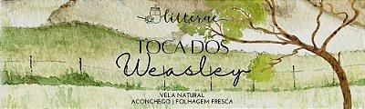 Toca dos Weasley - Vela Grande