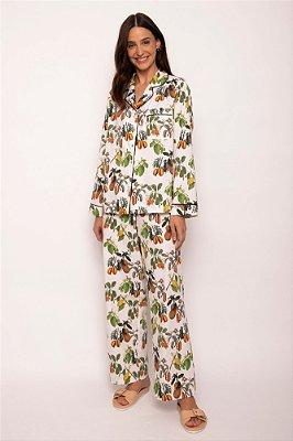 pijama conjunto longo nativa