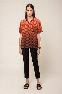 Camisa manga curta - XADREZ MINI