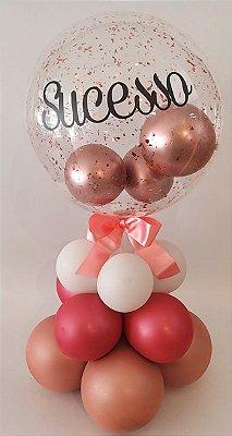 Balão Bubble Frases
