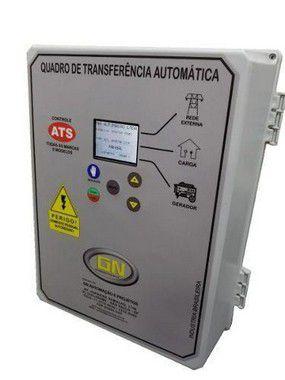 Quadro De Transferência Automática De 63 A C/ Ihm