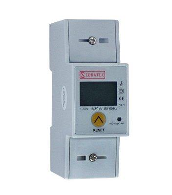Medidor De Energia (kwh) Monofásico Medição Direta 80a