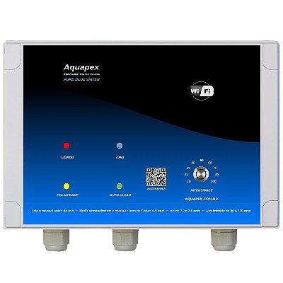 Ionizador Wi-fi Para Piscinas 25 Mil Litros (25 M³) Aquapex