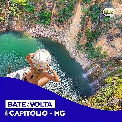 Viagem Capitólio | Bate Volta 15/03