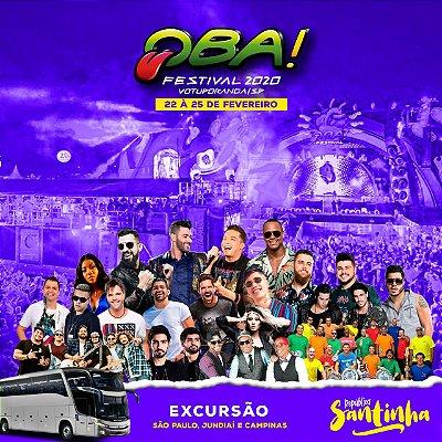 OBA FESTIVAL - REPUBLICA SANTINHA
