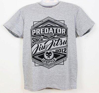 Camiseta Jiu Jitsu - Lifestyle - Mescla