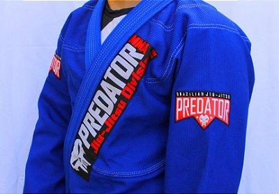 Kimono Predator MMA - Tradicional - Azul V2