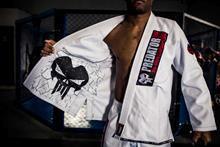 Kimono Predator MMA - Tradicional - Branco V2