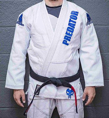 Kimono Predator MMA - Competition Slim - Branco