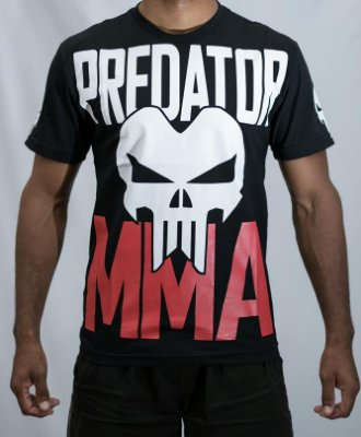 Camiseta Predator MMA