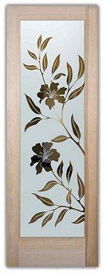 Adesivo Jateado - Floral - Flor1 200x100