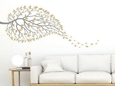Adesivo de parede - Galho Composto