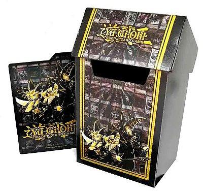 DECK BOX CAIXA P/ DECK YU-GI-OH! GOLDEN DUELIST COLLECTION ORIGINAL