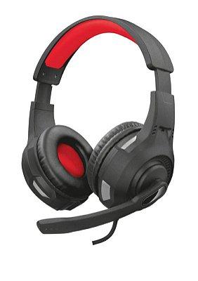 FONE HEADSET GAMER TRUST RAVU GXT 307 PC CELULAR PS4 PS5 XBOX ONE SERIES X SWITCH