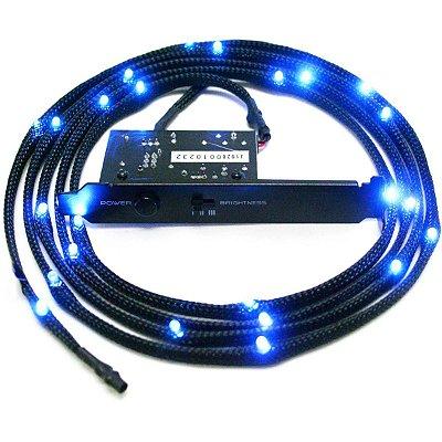 CABO DE LED AZUL 2M P/ GABINETE NZXT CB-LED20-BU LACRADO