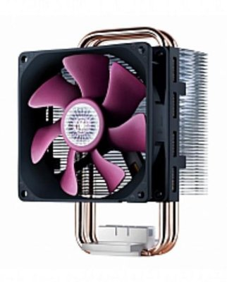 COOLER BLIZZARD T2 COOLER MASTER P/ PROCESSADOR AMD OU INTEL RR-T2-22FP-R1 NOVO