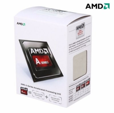 PROCESSADOR AMD FM2 A4 7300 DUAL CORE 3.8 GHZ COM VIDEO INTEGRADO