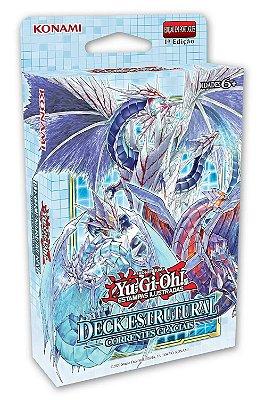 YU-GI-OH! DECK ESTRUTURAL CORRENTES GLACIAIS LACRADO
