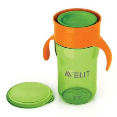 COPO NATURAL 340ML VERDE PHILIPS AVENT SCF784/00 INFANTIL BEBÊ