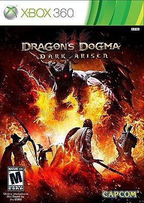 DRAGONS DOGMA DARK ARISEN XBOX 360 FISICA LACRADO