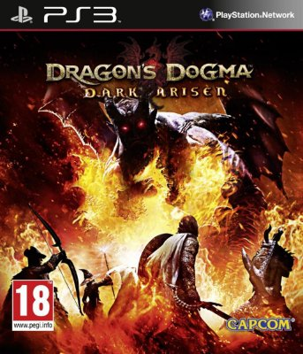 DRAGONS DOGMA DARK ARISEN PS3 FISICA LACRADO