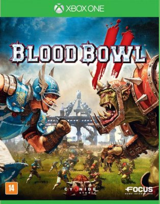 BLOOD BOWL 2 II XBOX ONE FISICA LACRADO