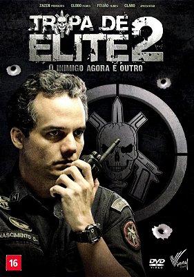 TROPA DE ELITE 2 O INIMIGO AGORA É OUTRO DVD 5.1 LACRADO