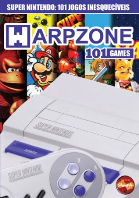 REVISTA WARPZONE 101 GAMES SUPER NINTENDO NOVO
