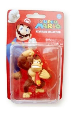 CHAVEIRO DONKEY KONG KEYCHAIN COLLECTION ORIGINAL NINTENDO