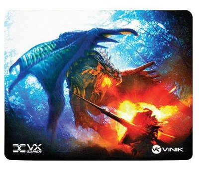 VINIK MOUSE PAD VX GAMER BATTLE 21CM X 25CM