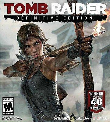 Pôster Tomb Raider Definitive Edition A3 Original Novo