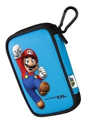Estojo Para Nintendo Ds Gametraveller Licenciado Nintendo