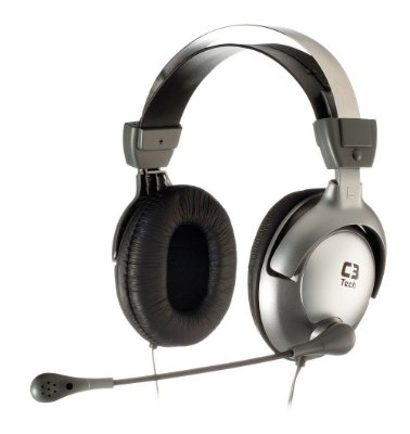 FONE DE OUVIDO HEADSET GAMER C3TECH RAPTOR MI-2870RS PC NOTEBOOK