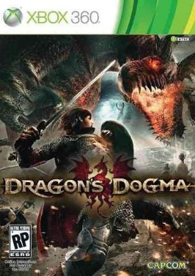 Dragon`s Dogma Xbox 360 Novo Lacrado