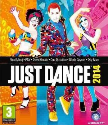 Pôster Just Dance 2014 A3 Original Novo