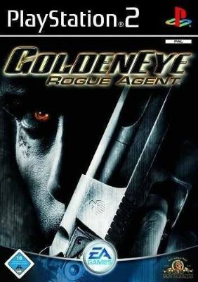 Goldeneye Rogue Agent Ps2 Usado Original