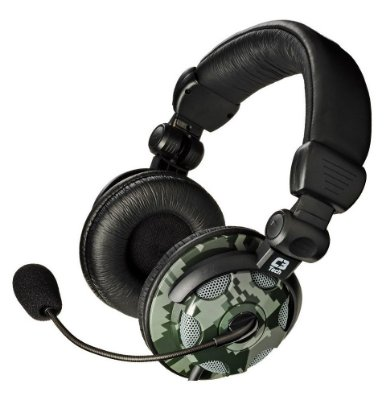 FONE DE OUVIDO HEADSET GAMER C3TECH XCITE X-15 MI-2324RG PC NOTEBOOK