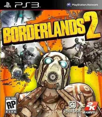 Borderlands 2 Ps3 Novo Lacrado