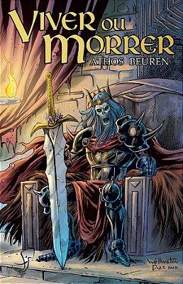 VIVER OU MORRER ATHOS BEUREN VOLUME 1 LIVRO JOGO RPG
