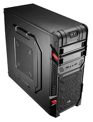 GABINETE GAMER AEROCOOL GT EN52209 C/ COOLER 12CM SUPORTA SSD