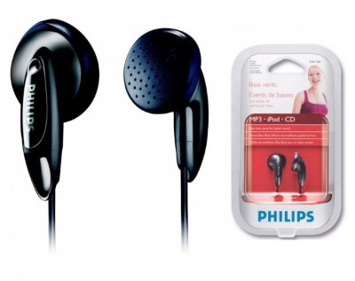 FONE DE OUVIDO INTRA AURICULAR PHILIPS SHE1360/55 UNIVERSAL P2