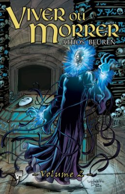 VIVER OU MORRER ATHOS BEUREN VOLUME 2 LIVRO JOGO RPG