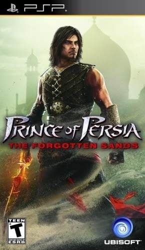 Prince Of Persia The Forgotten Sands Psp Novo Lacrado