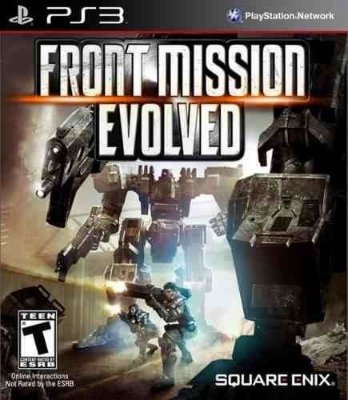 Front Mission Evolved Ps3 Novo Lacrado