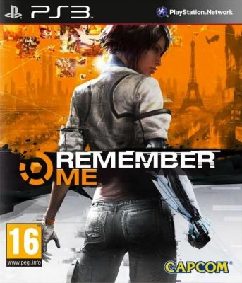 Remember Me Ps3 Novo Lacrado Legendado Em Português