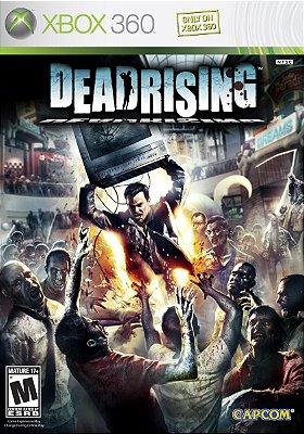 DEAD RISING XBOX 360 FISICA LACRADO