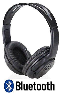 FONE BLUETOOTH KNUP KP-361 PRETO MICRO SD MP3 MICROFONE